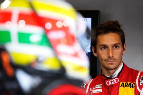 Filipe Albuquerque vai continuar ao volante do terceiro Audi em Le Mans