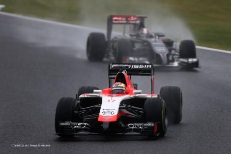 A FIA culpou Jules Bianchi pelo seu acidente no GP do Japão