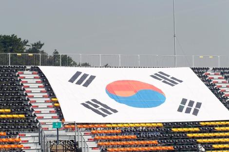 O GP da Coreia desapareceu do calendário de F1 que continua a ter 21 corridas