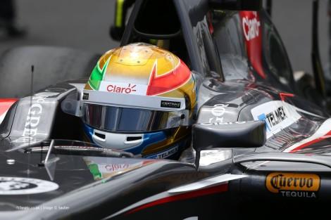 Estebán Gutiérrez vai ser piloto de reserva da Ferrari em 2015