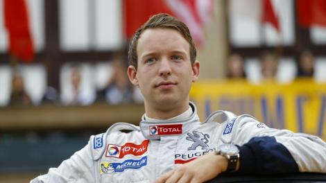 Kevin Abbring é um dos dois pilotos já escolhidos pela Toyota