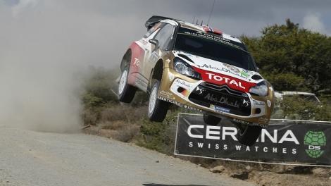A Citroën confirmou Mads Ostberg para 2015