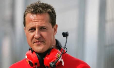 Michael Schumacher sofreu o seu acidente de esqui há um ano