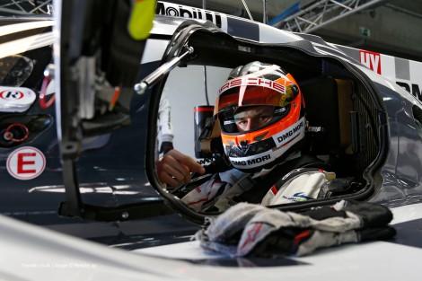 Nico Hulkenberg testou o Porsche 919 Hybrid em Aragón