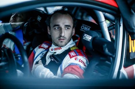 Robert Kubica vai continuar em 2015 no WRC