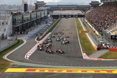 A surpresa de 2015 é o regresso do GP da Coreia o que aumenta as provas para 21