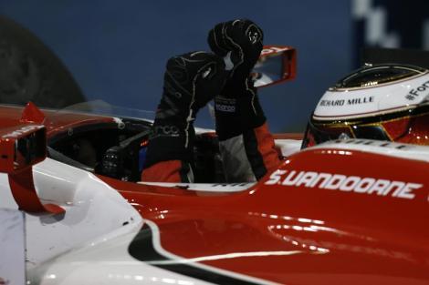 Vandoorne vai continuar na McLaren em 2015 e tentar ser campeão na GP2