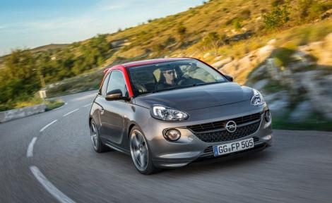 O Opel ADAM S vai chegar em Março a Portugal