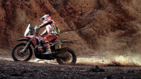 Paulo Gonçalves mantém o 2º lugar no Dakar