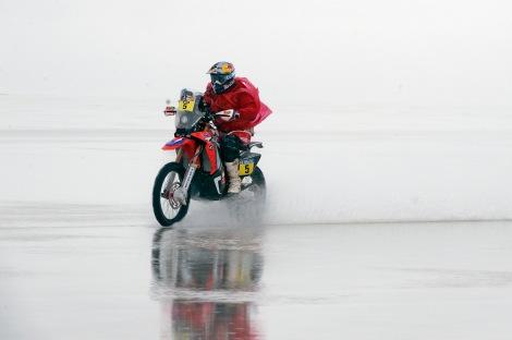 Hélder Rodrigues vingou o azar vencendo mais uma etapa no Dakar