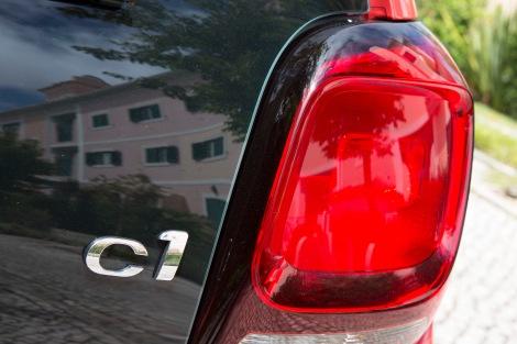 A Citroën aposta bastante no novo C1
