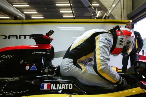 Norman Nato saiu da FR 3.5 V6 para a GP2
