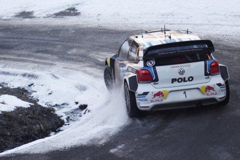 Sébastien Ogier venceu de novo o Monte Carlo