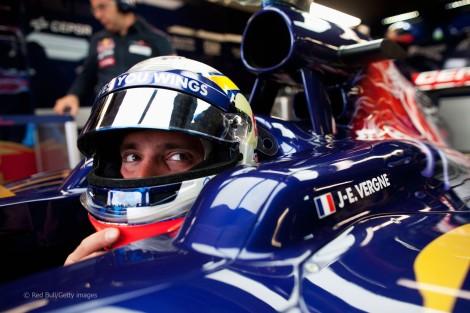 Jean-Éric Vergne não teria ido para a F1 com as novas regras