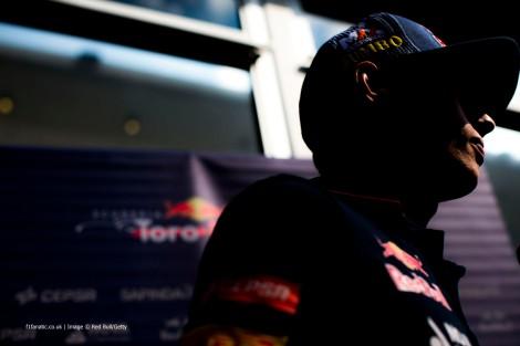 """Com as novas regras, max Verstappen iria continuar na """"sombra"""" mais um ano"""