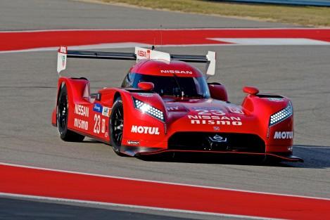 A Nissan quer ganhar Le Mans com o GT-R LM Nismo
