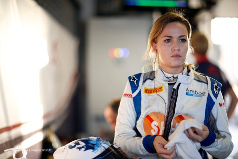 Carmen Jorda vai ser piloto de desenvolvimento na Lotus