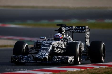 Daniel Ricciardo foi o mais rápido no segundo dia de testes