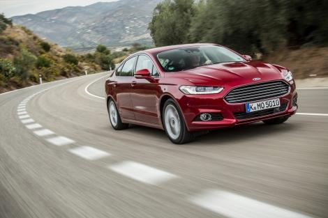 O novo Ford Mondeo vai declinar-se em 14 versões