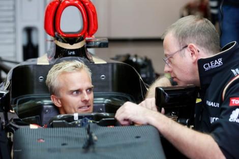Heikki Kovalainen vai ndeixar os monolugares e correr no Super GT no Japão