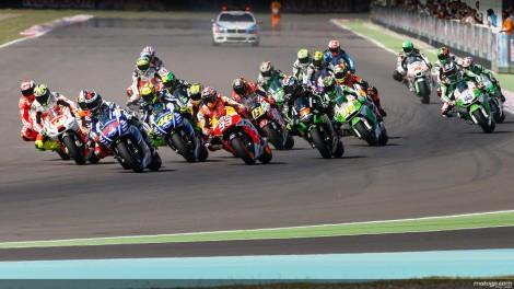 Já são conhecidos os pilotos e as equipas do MotoGP