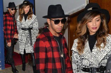 Nicole Scherzinger e Lewis Hamilton separaram-se