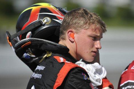 Sage Karam vai correr em St Petersburg na IndyCar e depois logo se vê