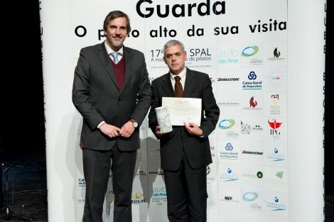 Francisco Carvalho foi escolhido pelo público como Piloto do Ano