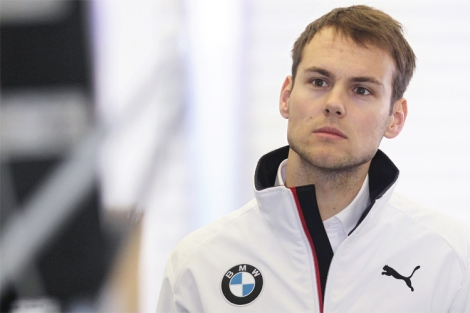 Tom Blomqvist vai estrear-se no DTM com a BMW