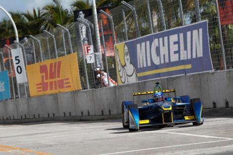 Nicolas Prost venceu o Miami ePrix e consolidou a sua liderança no campeonato