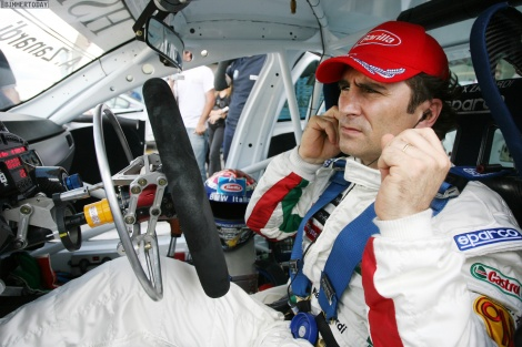 Alex Zanardi vai correr na Blancpain Endurance Series