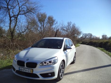 Mesmo assim, não é tão entusiasmente como outros BMW