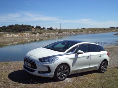 A derradeira fase do DS5 enquanto Citroën foi a adoção dos motores BlueHDI