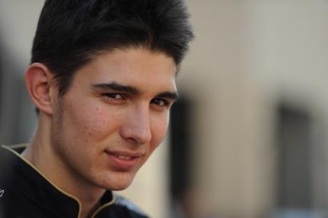 Esteban Ocon vai estrear-se na GP3 com a ART