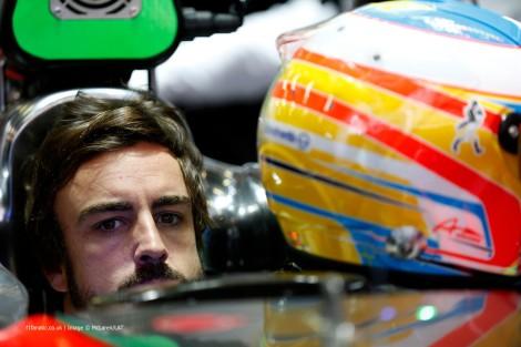 Fernando Alonso vai regressar no próximo GP da Malásia
