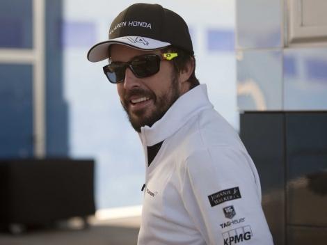 Fernando Alonso vai falhar o GP da Austrália