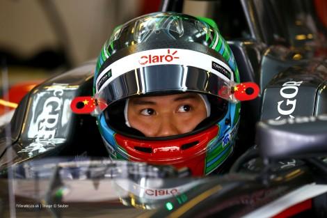 Adderly Fong foi anunciado como piloto de desenvolvimento da Lotus