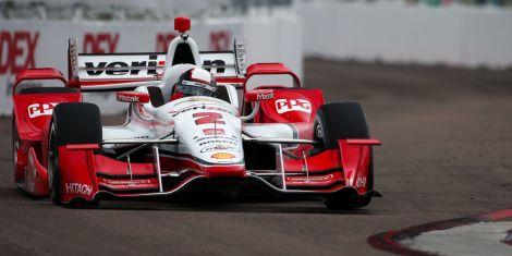 Juan Pablo Montoya venceu o GP de St Petersburg