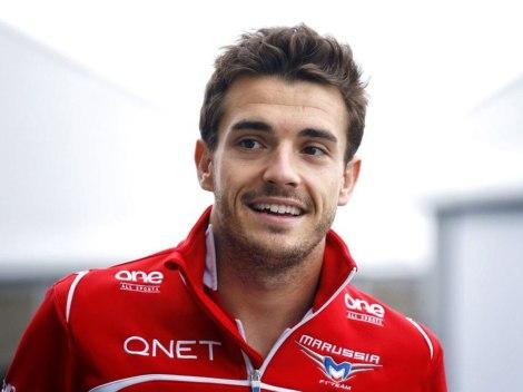 Jules Bianchi já não está em coma artificial, mas a sua saúde não registou melhoras apesar disso