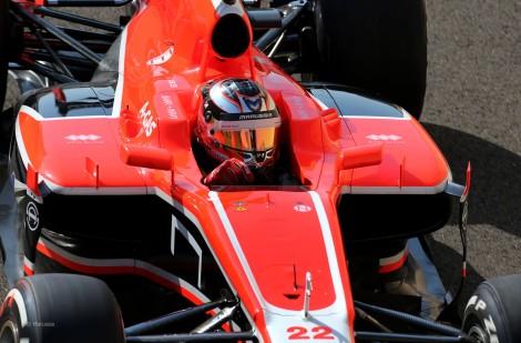 Will Stevens irá ser um dos pilotos da Manor na Austrália