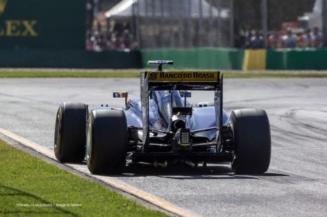 Felipe Nasr estreou-se com um magnífico 5º lugar