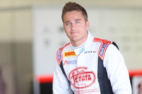 Stefano Coletti vai trocar a GP2 pela IndyCar