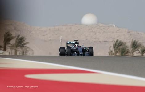 Lewis Hamilton venceu o GP do Bahrain