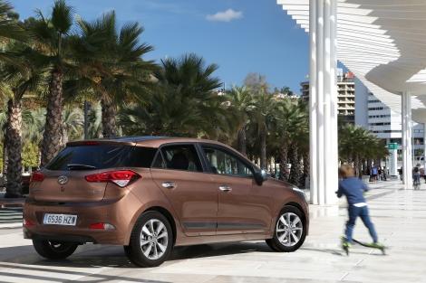 O i20 é o terceiro de 22 novos modelos a lançar pela Hyundai até 2017