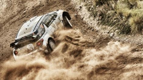 Kris Meeke conqusitou na Argentina a sua primeira vitória no WRC