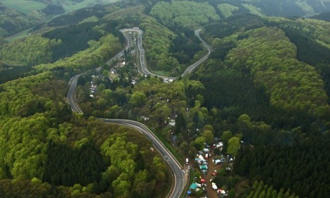 O Nordschleife vai receber uma jornada do WTCC de 14 a 16 de Maio