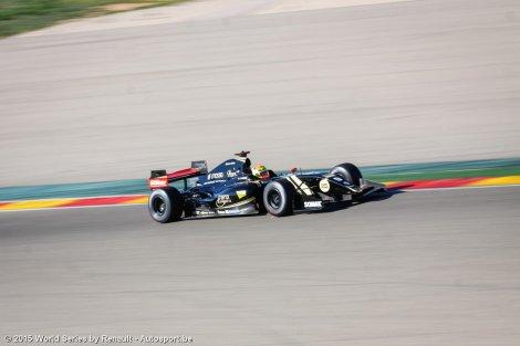 Matthieu Vaxivière venceu a segunda corrida em Aragón