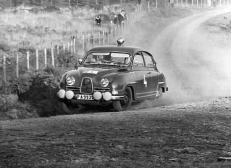 Erik Carlsson/Gunnar Palm (RAC 1964)