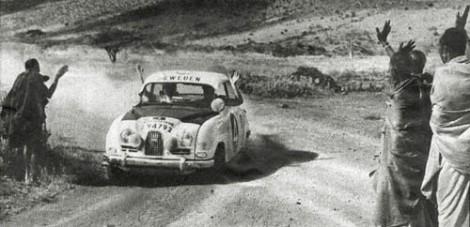Czech Rally 1967