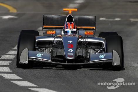 Jazeman Jaafar conquistou no Mónaco a sua primeira vitória na FR 3.5 V6
